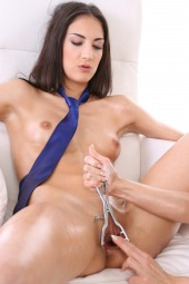 Chrissy Fox, Miky Love fisted